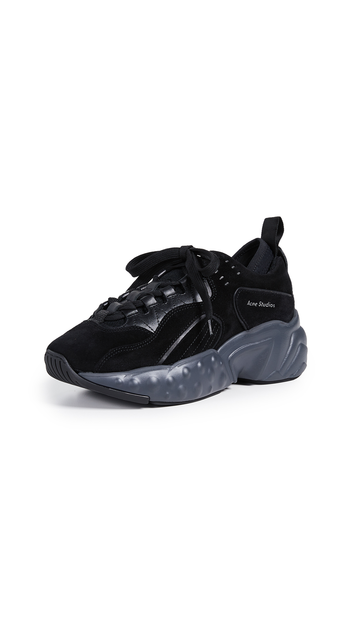Acne Studios Manhattan Sneakers - Multi/Black