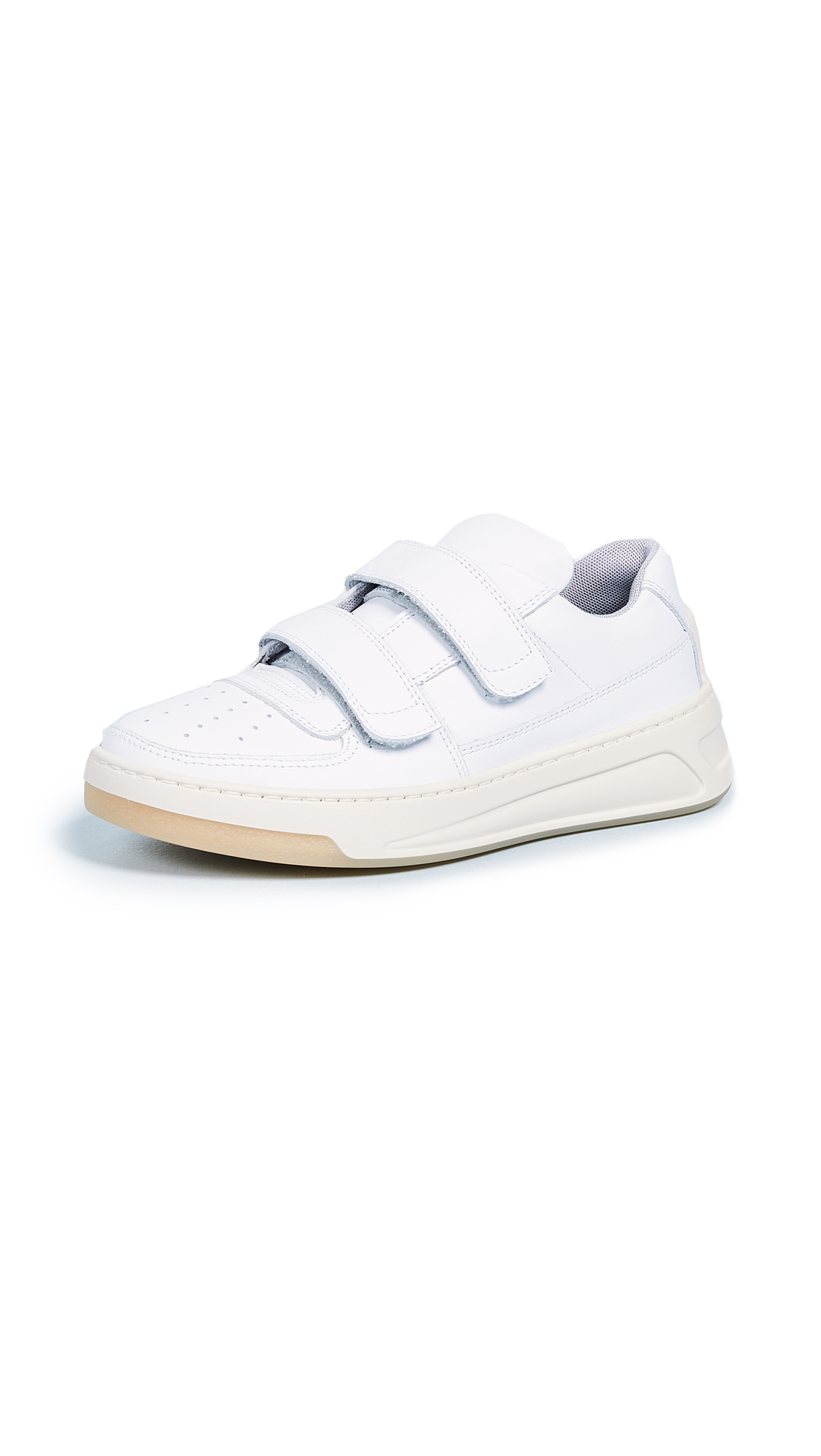 Acne Studios Steffey Sneakers - White