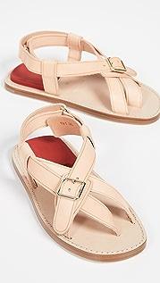 Acne Studios Biana 凉鞋