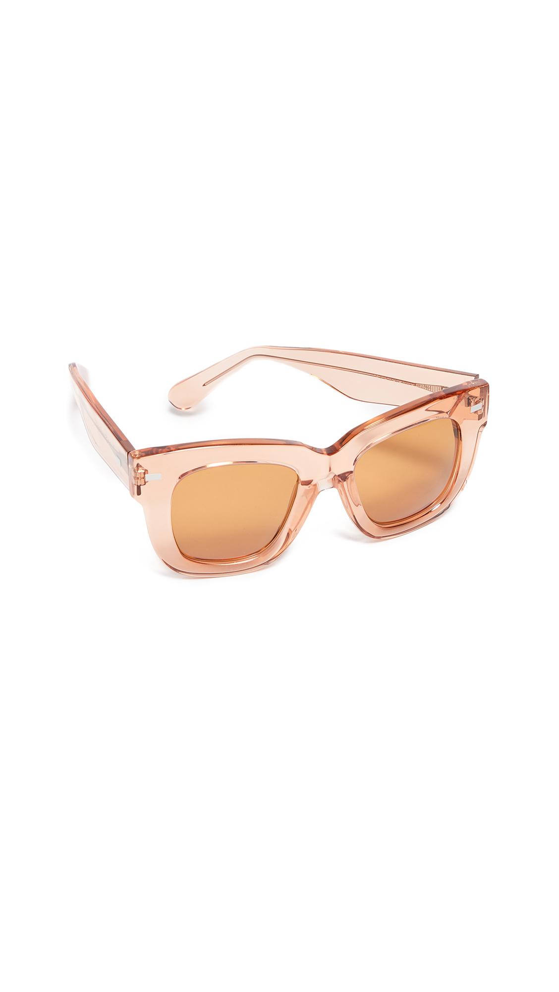 Acne Studios Library Sunglasses - Orange