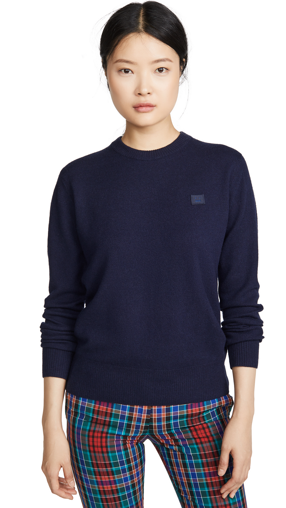 Buy Acne Studios online - photo of Acne Studios Nalon Face Sweater