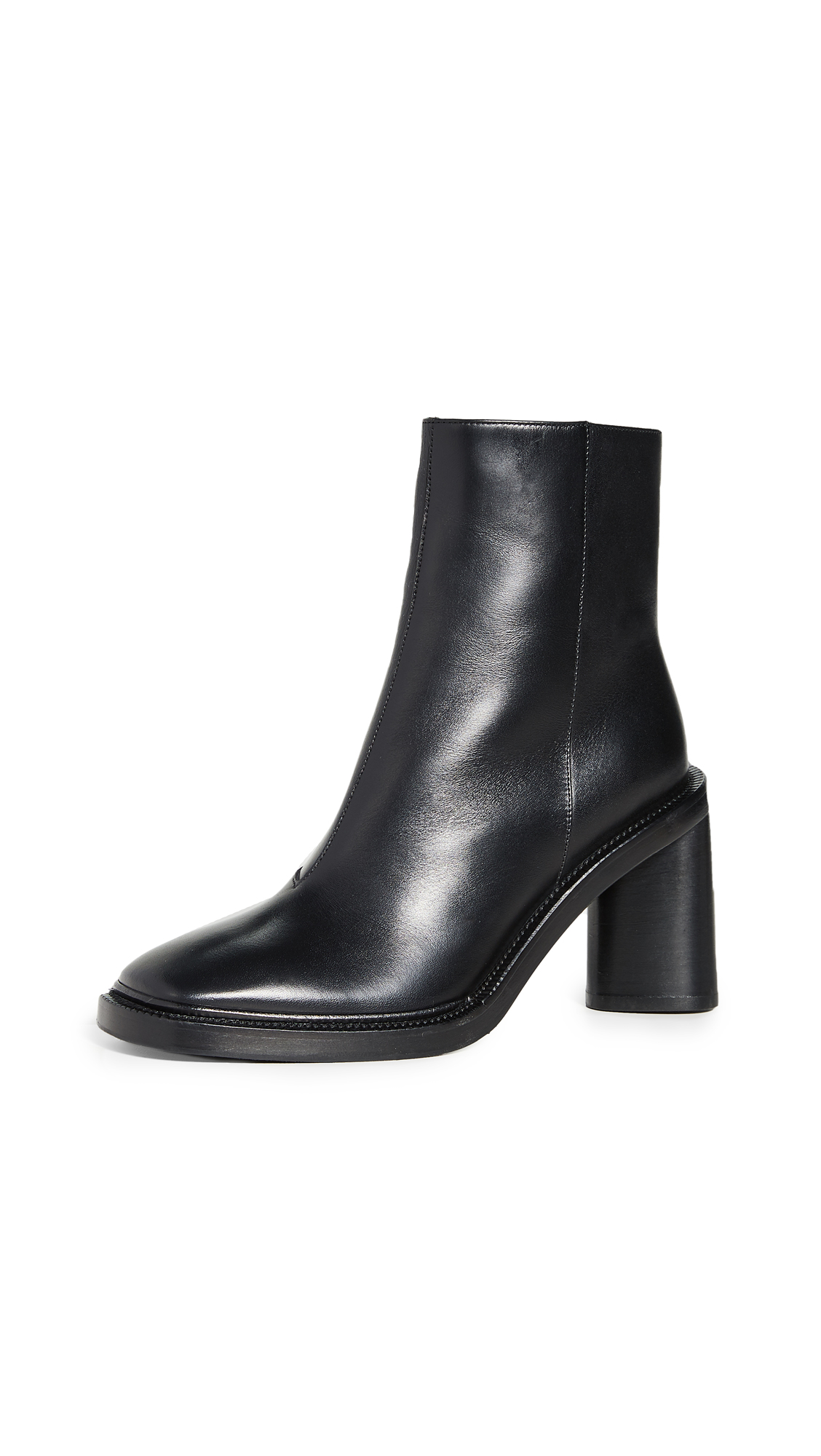 Acne Studios Booker Booties - Black