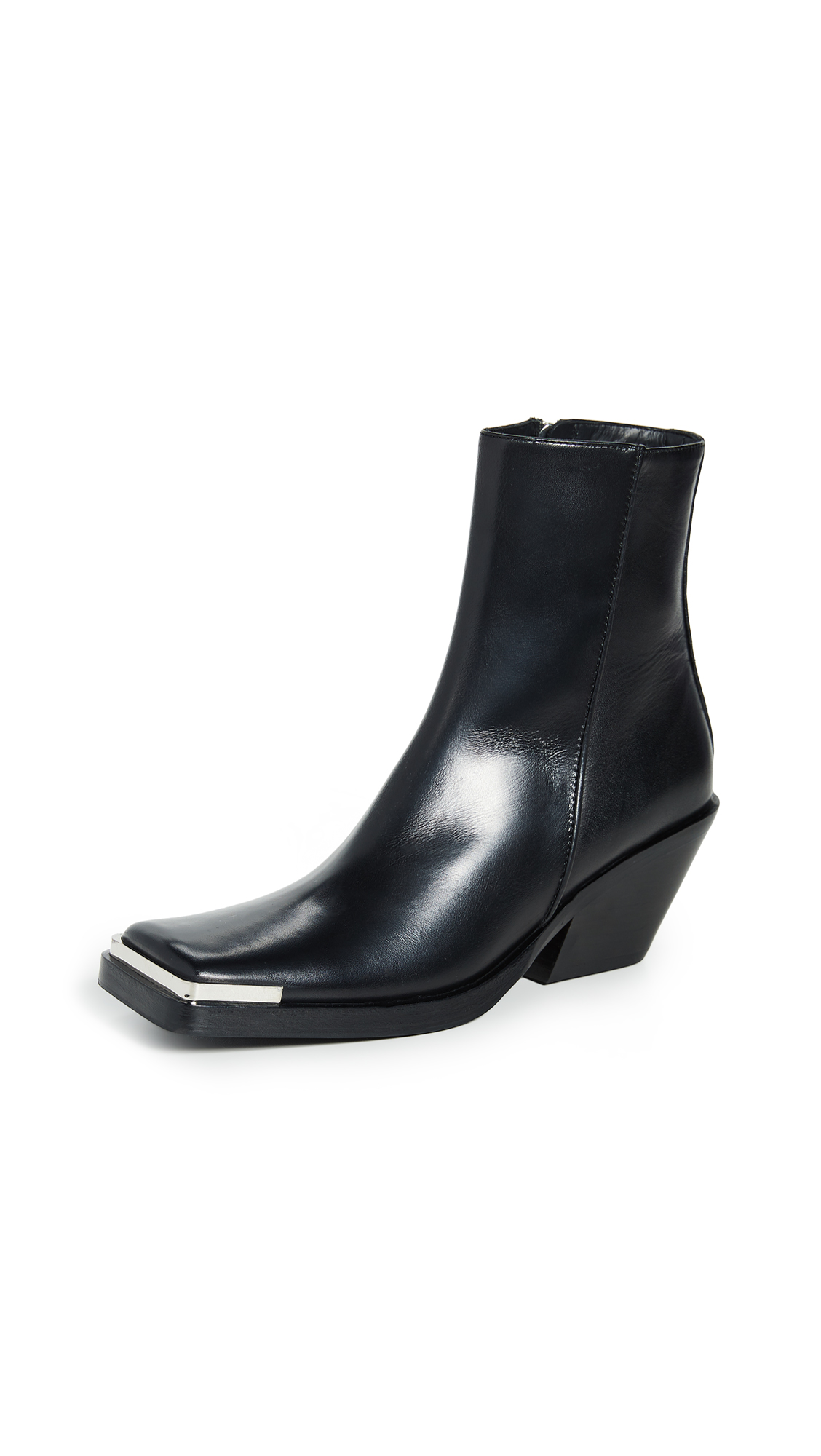 Acne Studios Braxton Booties - Black