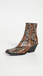 Acne Studios Braxton Viper 短靴