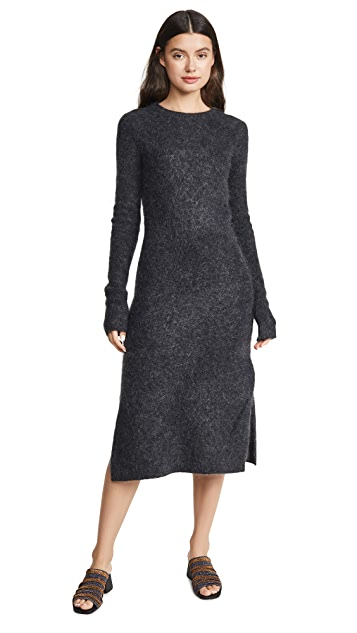 Acne Studios Kathilde Mohair Dress