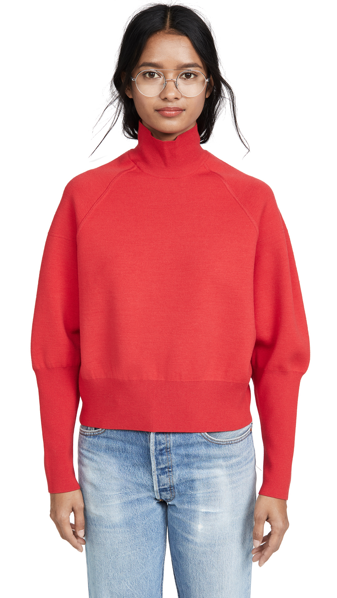 Buy Acne Studios online - photo of Acne Studios Kelenor Compact Merino Sweater