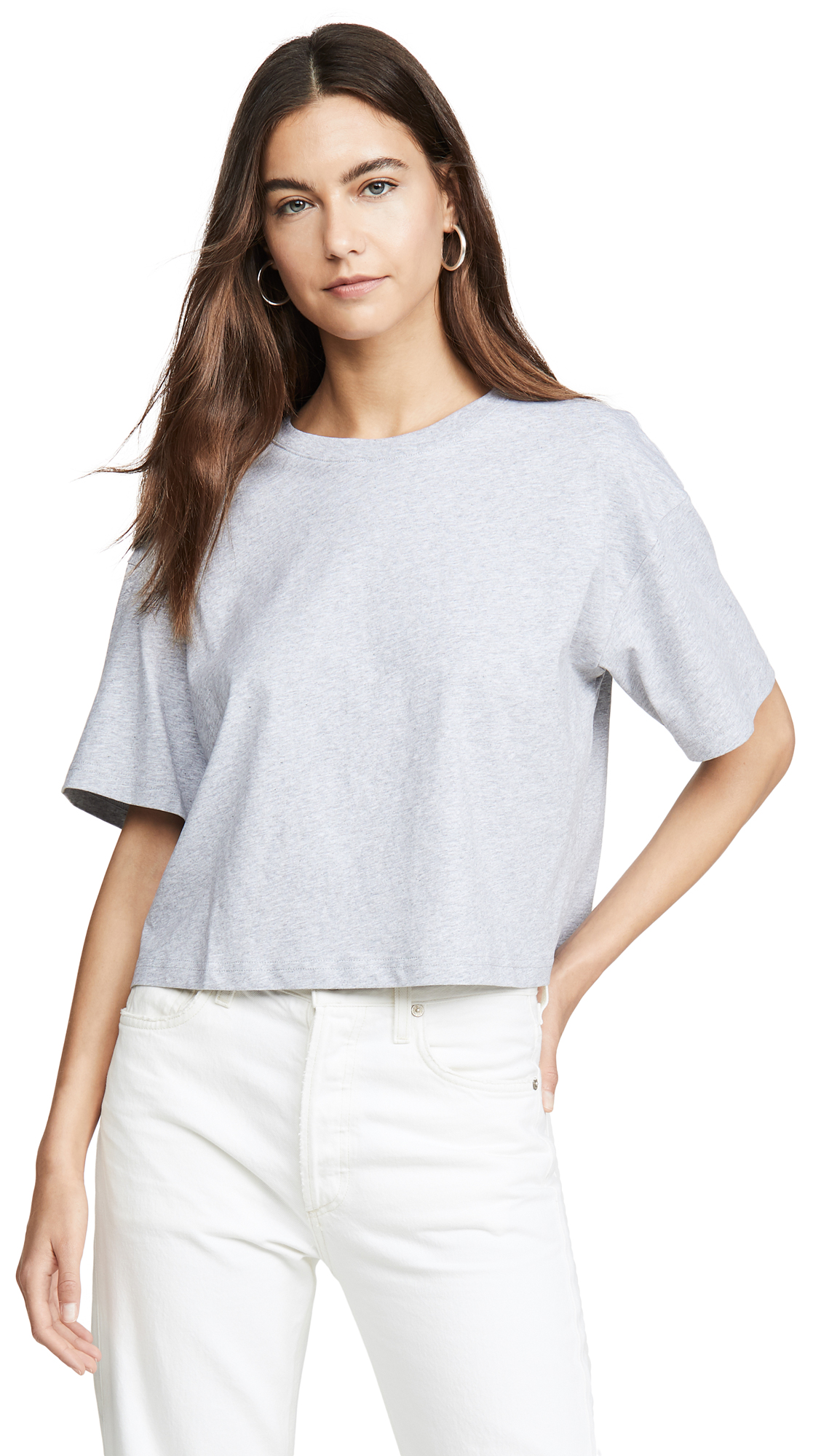 Buy Acne Studios online - photo of Acne Studios Elia Mel Base T-Shirt