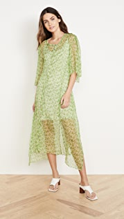 Acne Studios Dagny Chiffon Dress