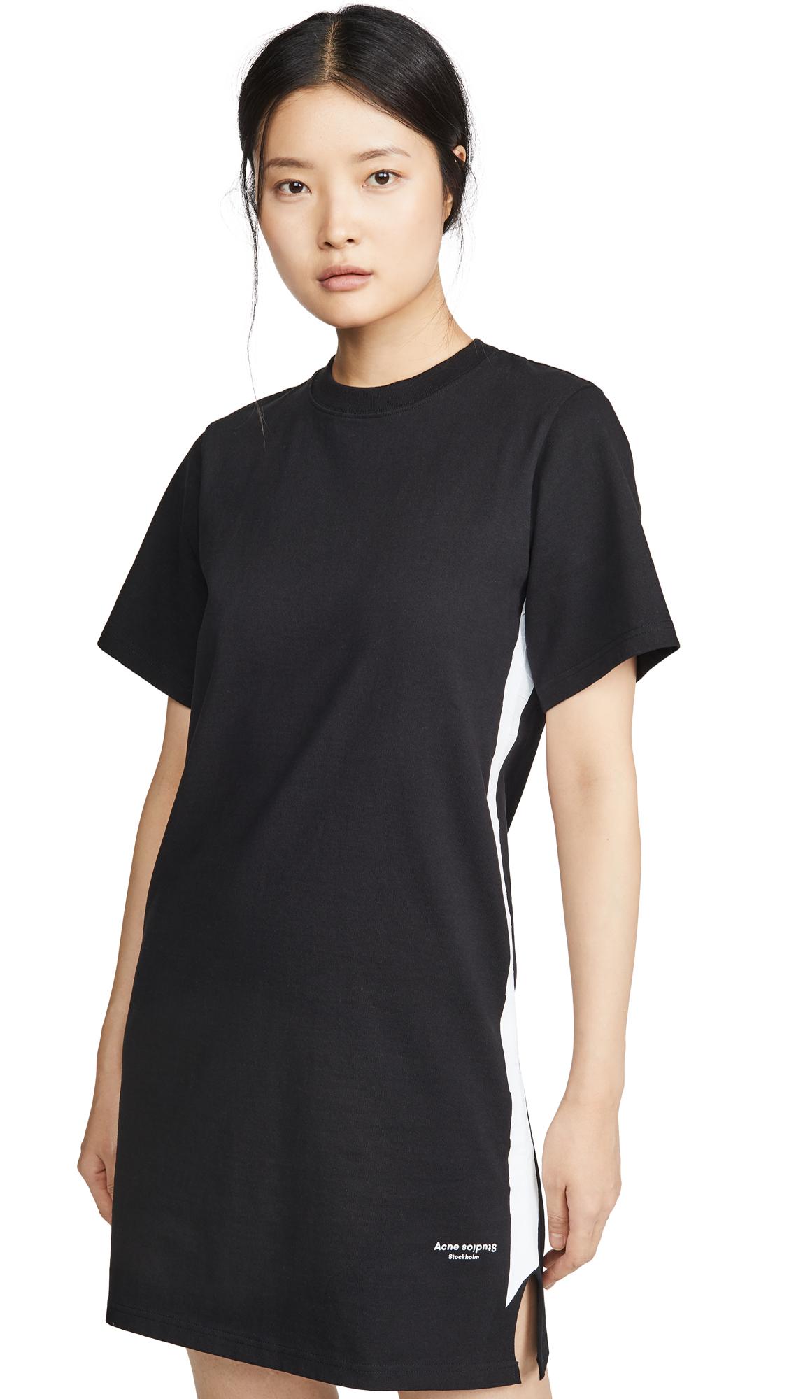 Buy Acne Studios Etriape Tape Dress online beautiful Acne Studios Clothing, Dresses