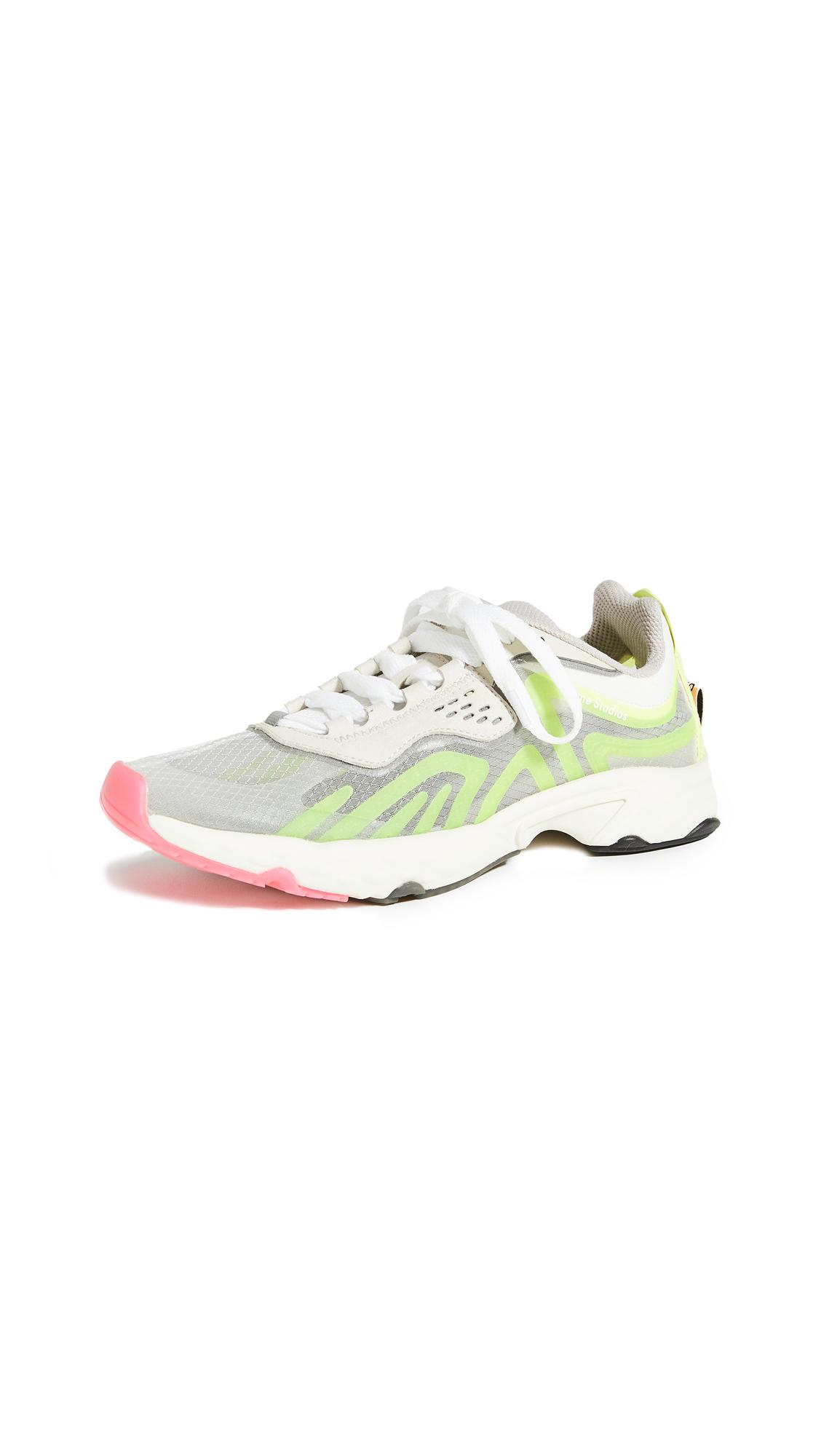 Buy Acne Studios Trail Sneakers online, shop Acne Studios