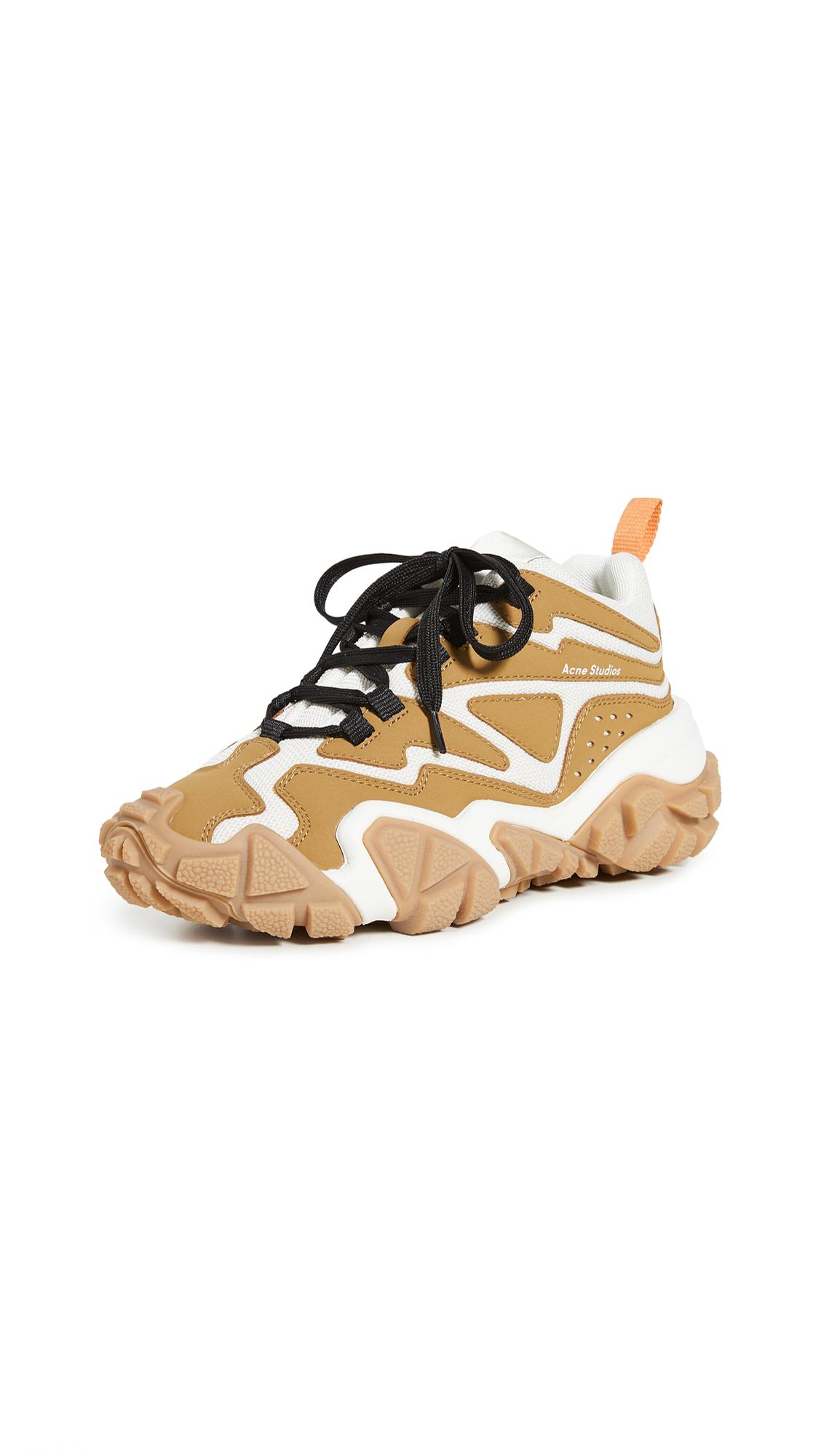 Buy Acne Studios Bolzter Bensen Sneakers online, shop Acne Studios