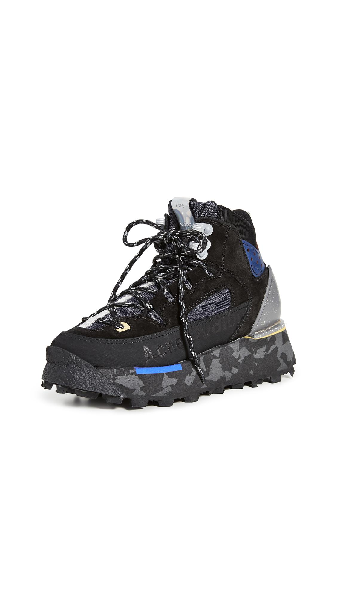 Buy Acne Studios Trekking Sneaker Boots online, shop Acne Studios