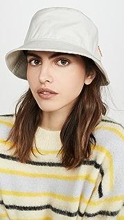 Acne Studios Brun Cotton Canvas Hat