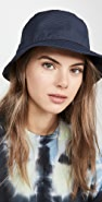 Acne Studios Brun Cotton Canvas Hat