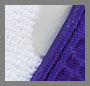 Clear Onyx/White/Purple