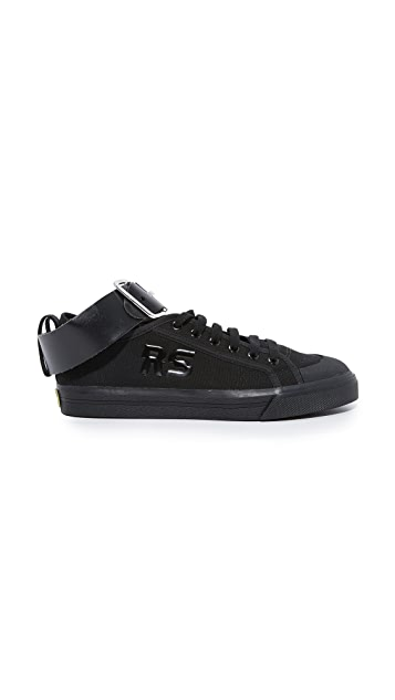 Adidas Raf Simons Spirit Buckle Sneakers