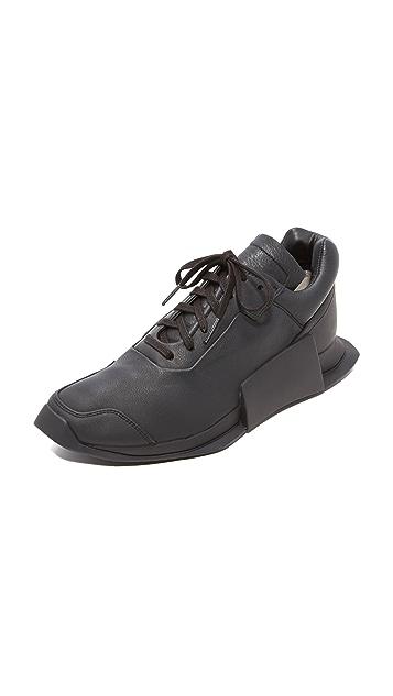 Adidas Rick Owens Level Runner Low II Sneakers