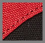 Black/Power Red/Black