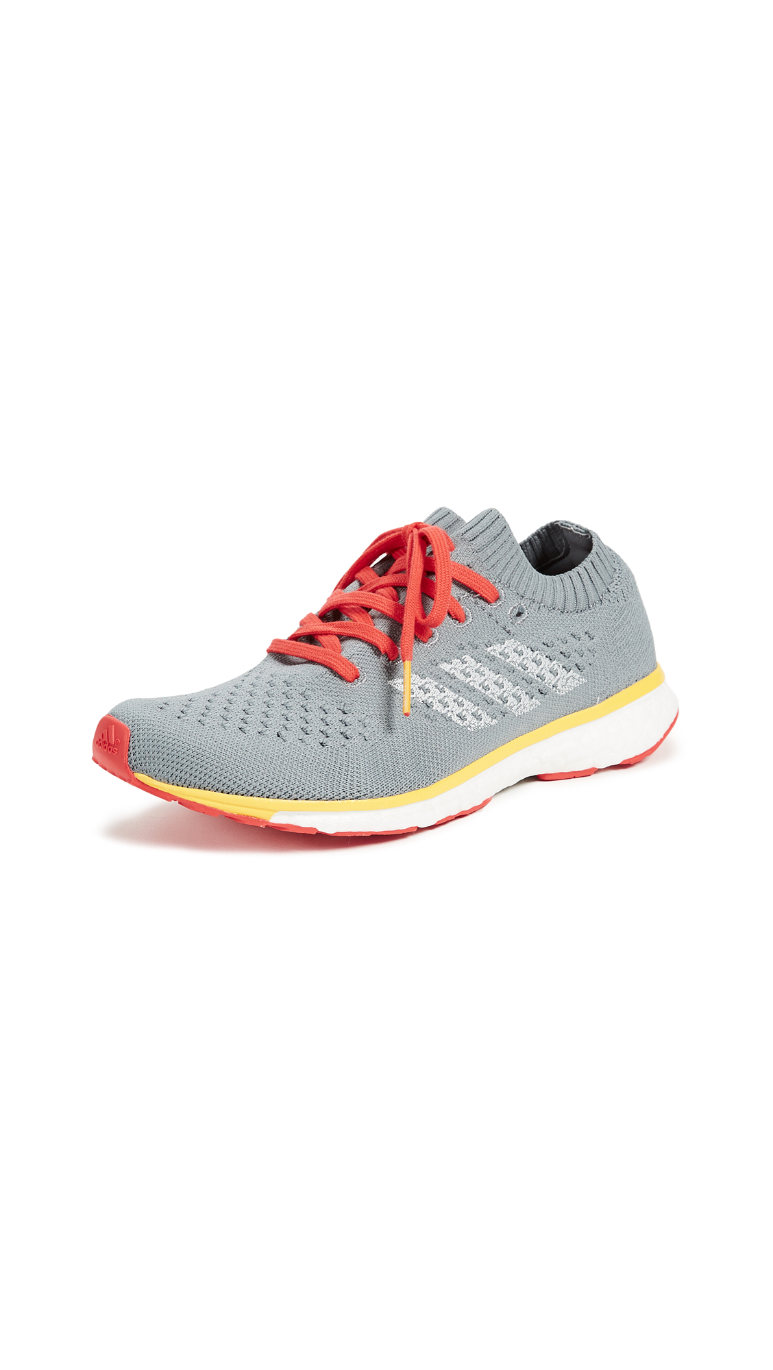 Adidas adiZero Prime Boost KOLOR Sneakers - Grey/Grey/Yellow
