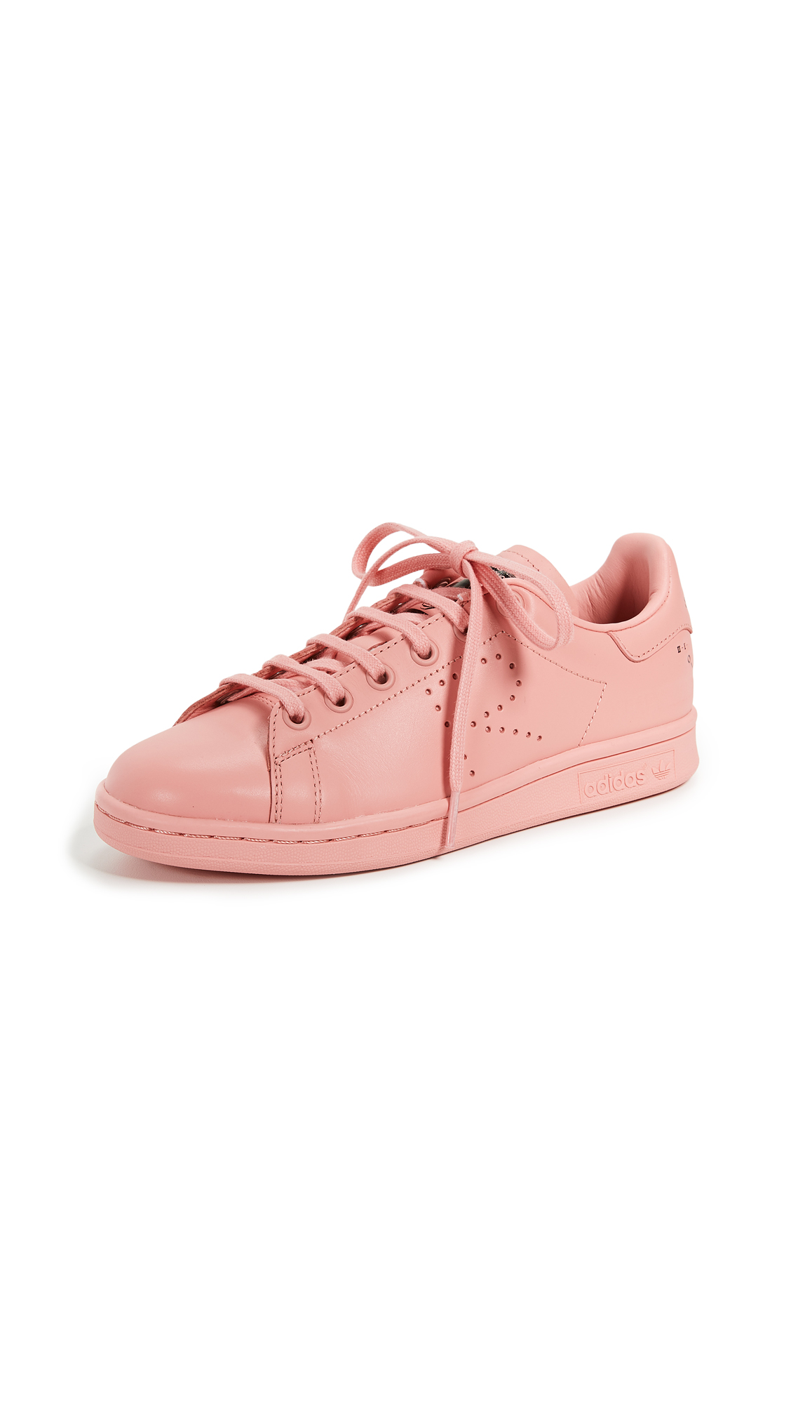 Adidas Raf Simons Stan Smith Sneakers - Tactile Rose/Bliss Pink/White