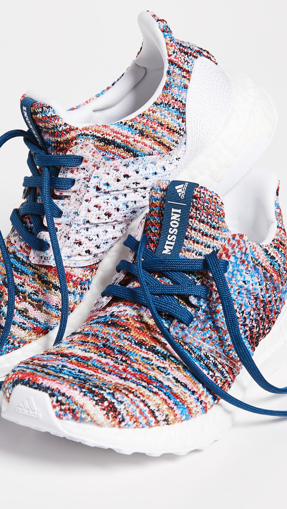 43da3f3848ba4 adidas Ultraboost CLIMA x MISSONI Sneakers