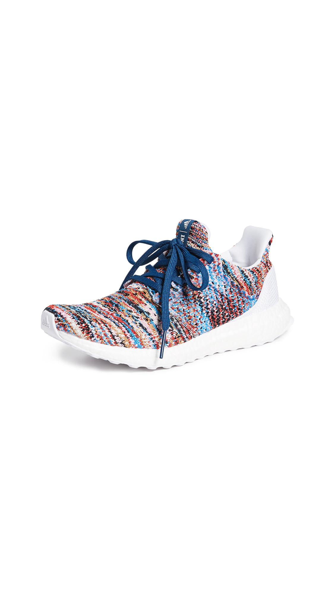 adidas Ultraboost CLIMA x MISSONI Sneakers - White/Shock Cyan/Active