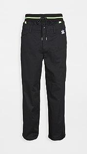 adidas x SANKUANZ Layered Pants