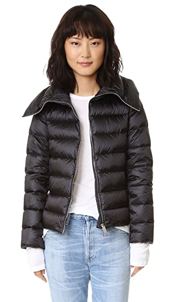 Add Down Down Jacket - Black at Shopbop
