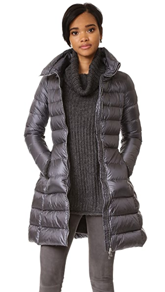 Add Down Down Coat - Graphite at Shopbop