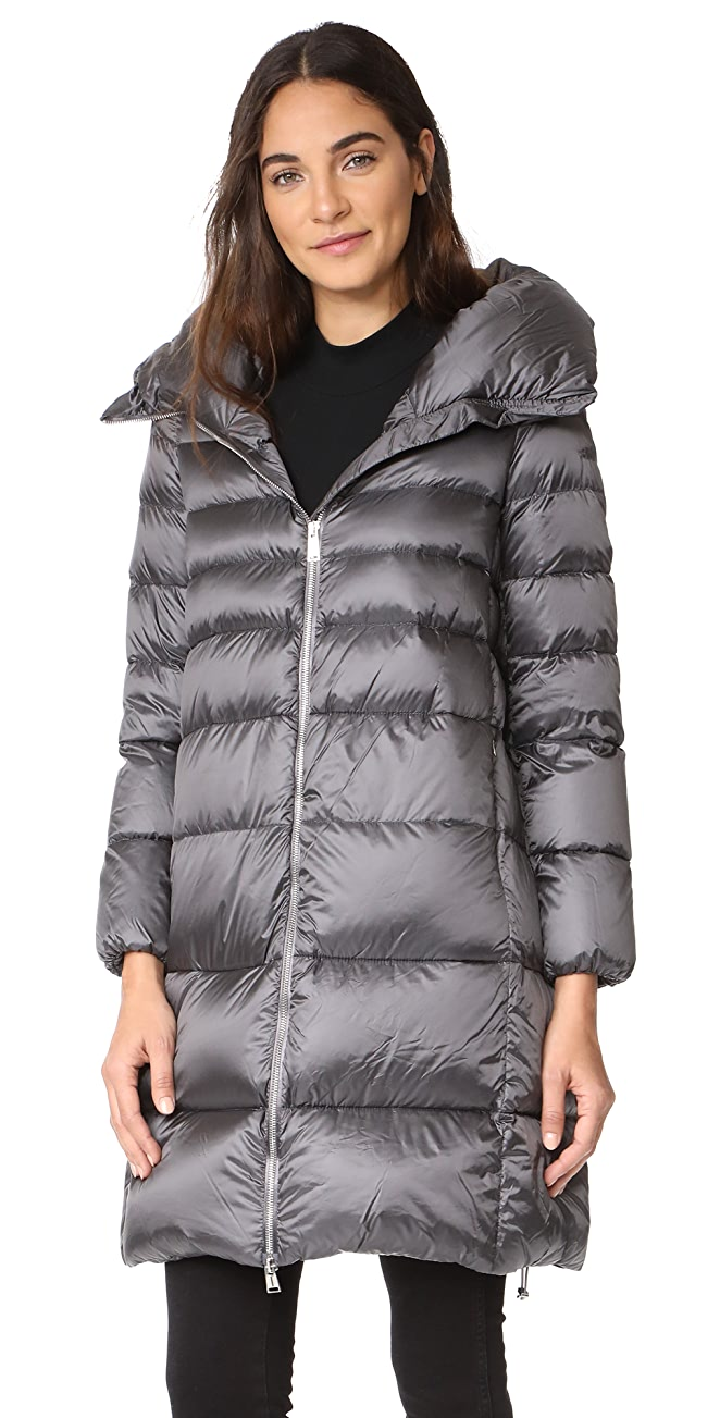 Add Down Hooded Down Coat | SHOPBOP