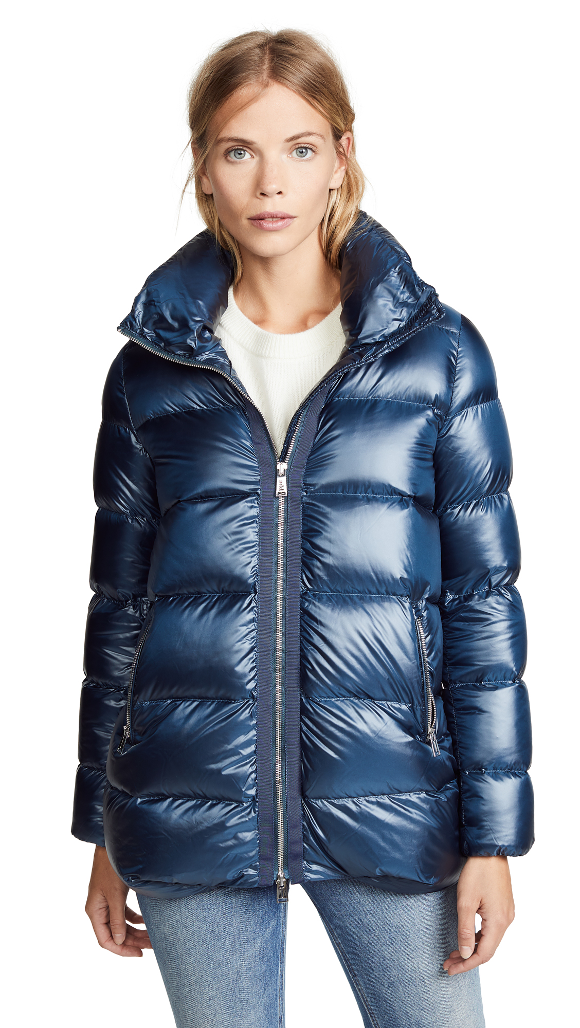 ADD Down Jacket in Seaport