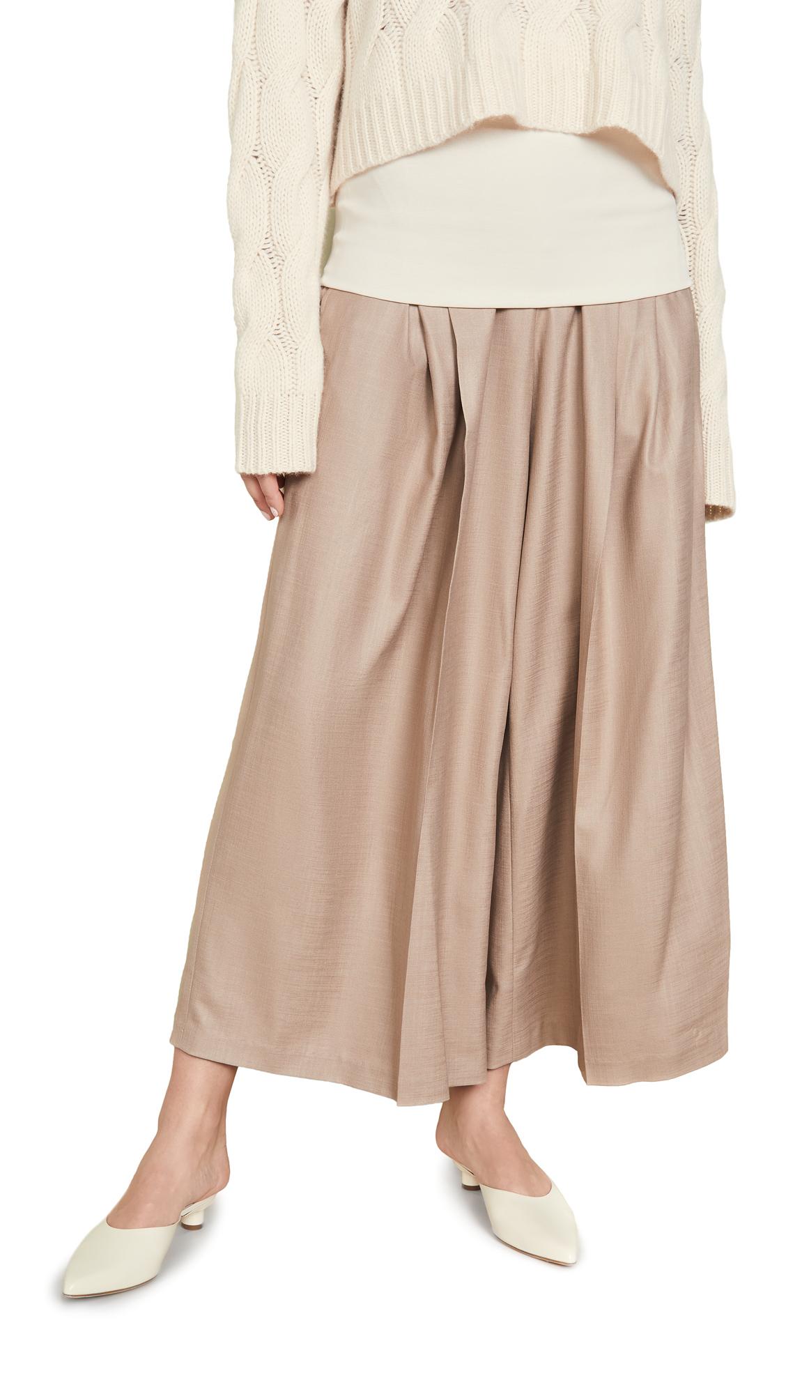 Adeam Convertible Bandeau Pants - Sand