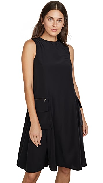 Adeam Sleeveless Workwear Dress