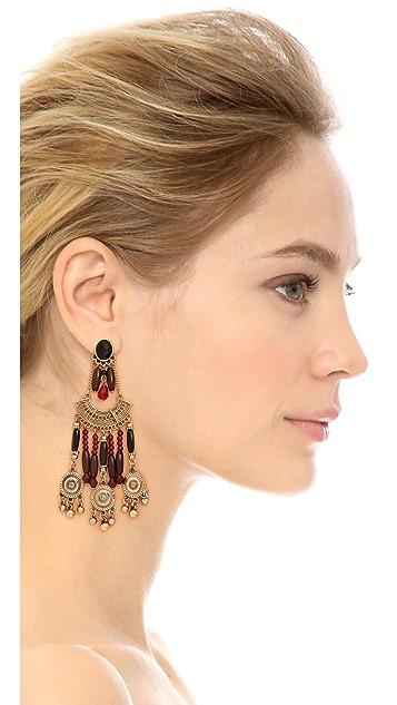 Adia Kibur Kim Earrings