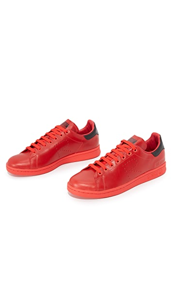 Adidas by Raf Simons Stan Smith Lace Up Sneakers