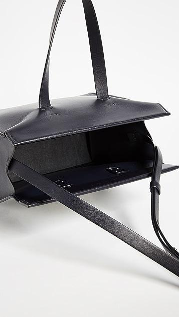 AESTHER EKME Mini Barrel Duffel Crossbody Bag