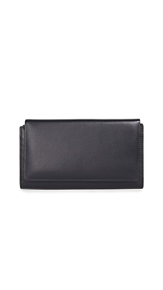 AESTHER EKME Wallet In Ink Blue