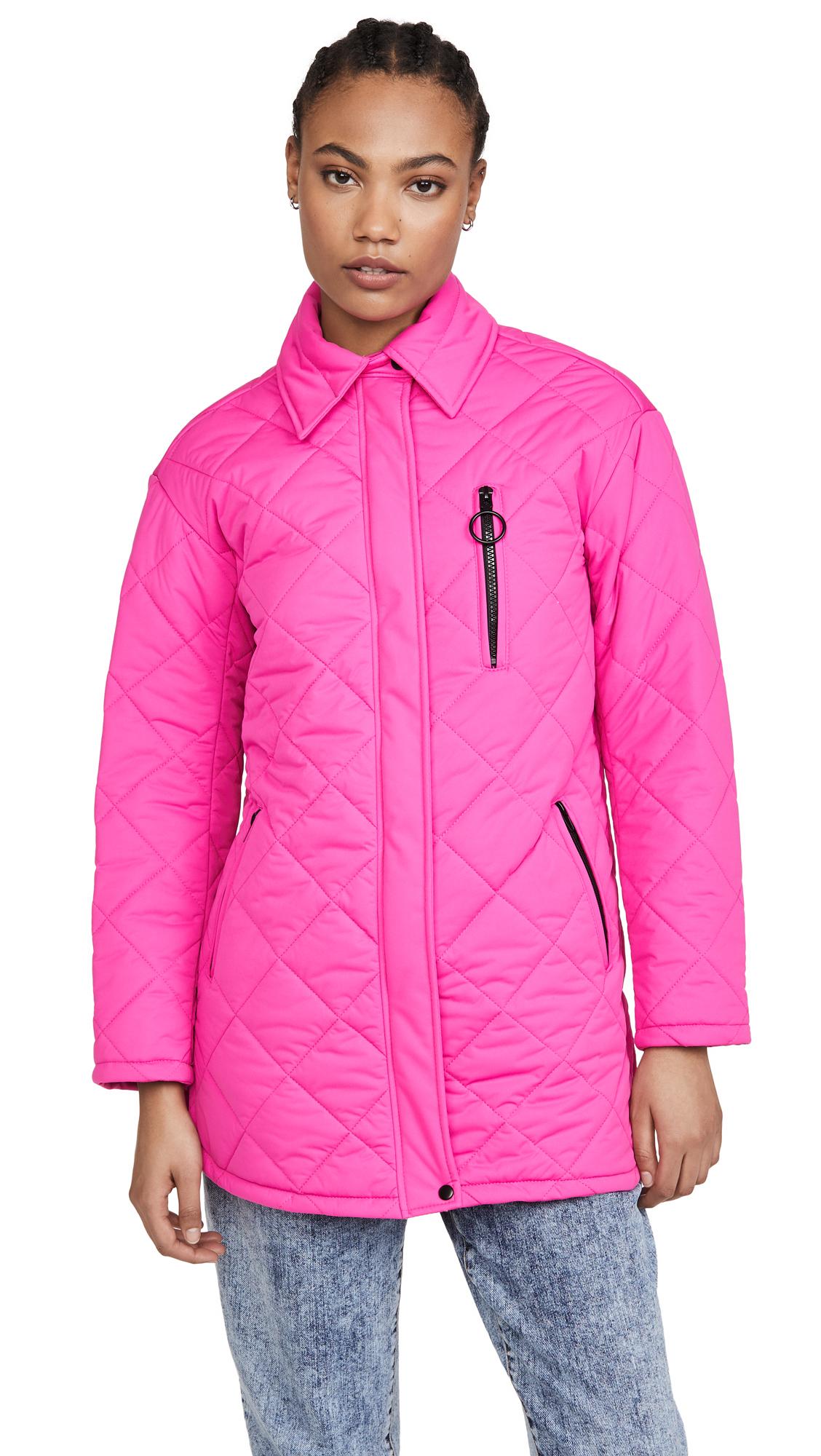 Buy Avec Les Filles Diamond Quilted Jacket online beautiful Avec Les Filles Jackets, Coats, Down Jackets