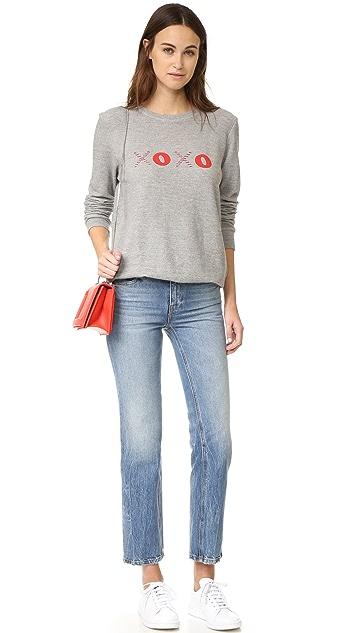 A Fine Line Ex Boyfriend XOXO Sweatshirt