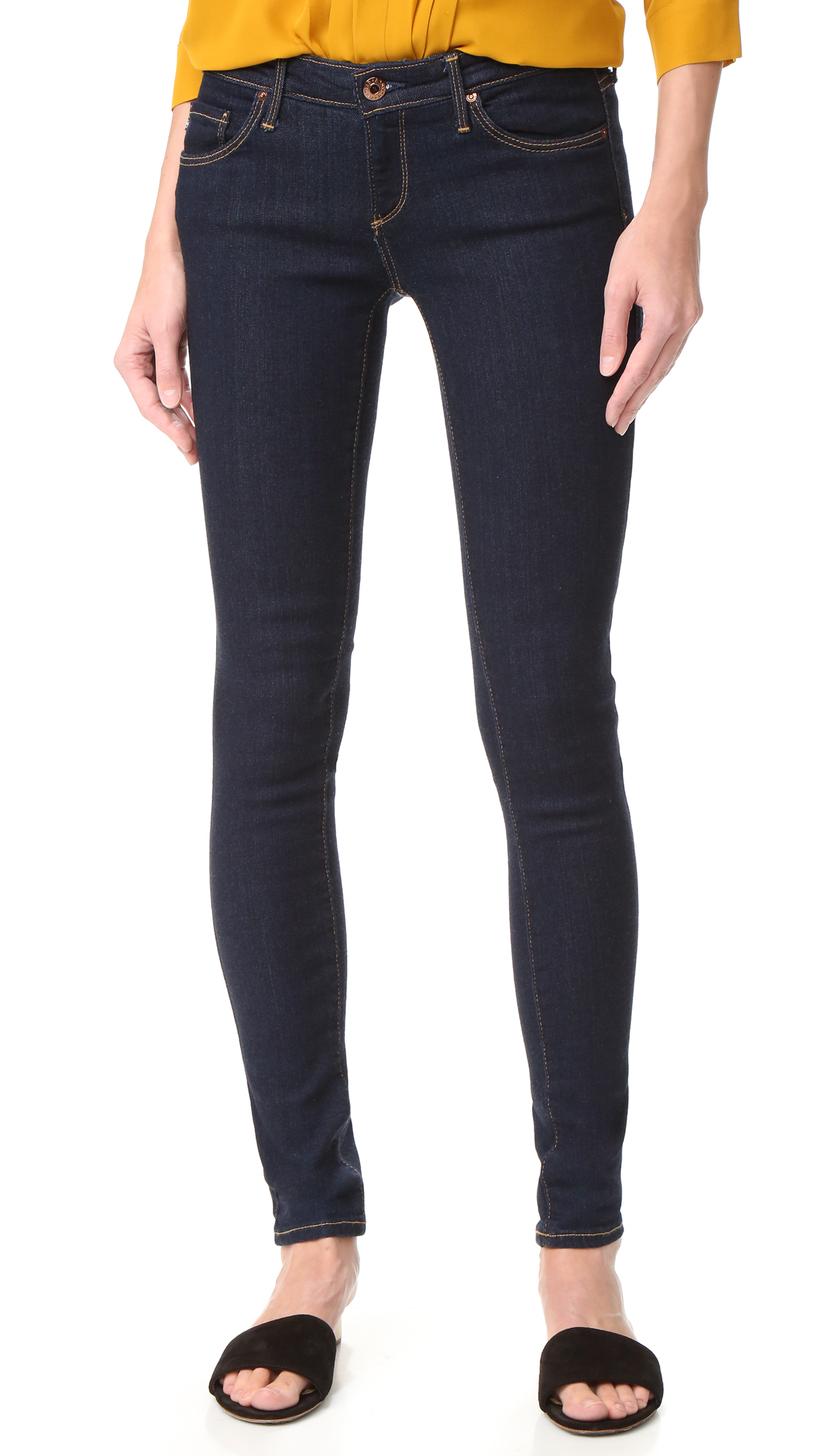 AG The Legging Jeans - Delight