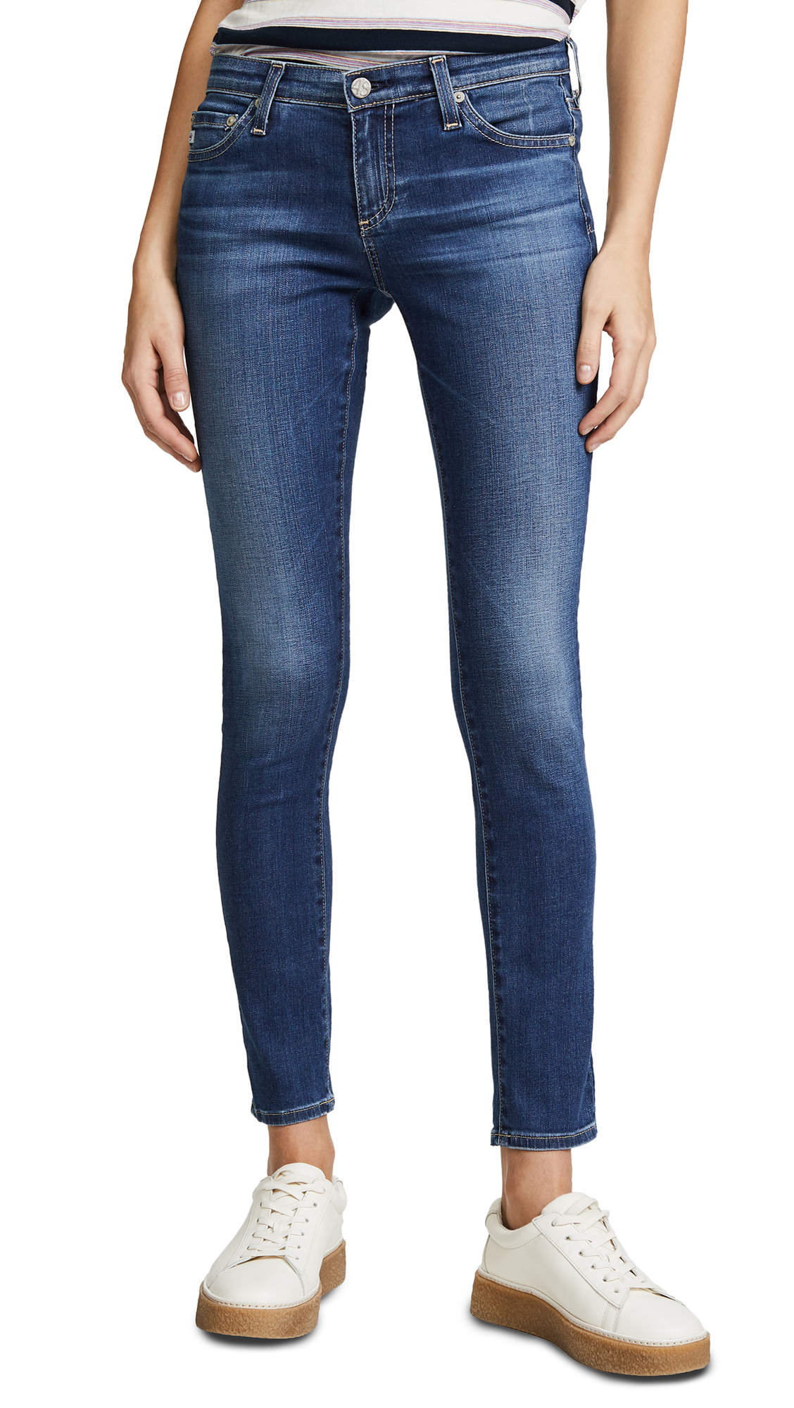 AG Legging Ankle Jeans - 18 Year
