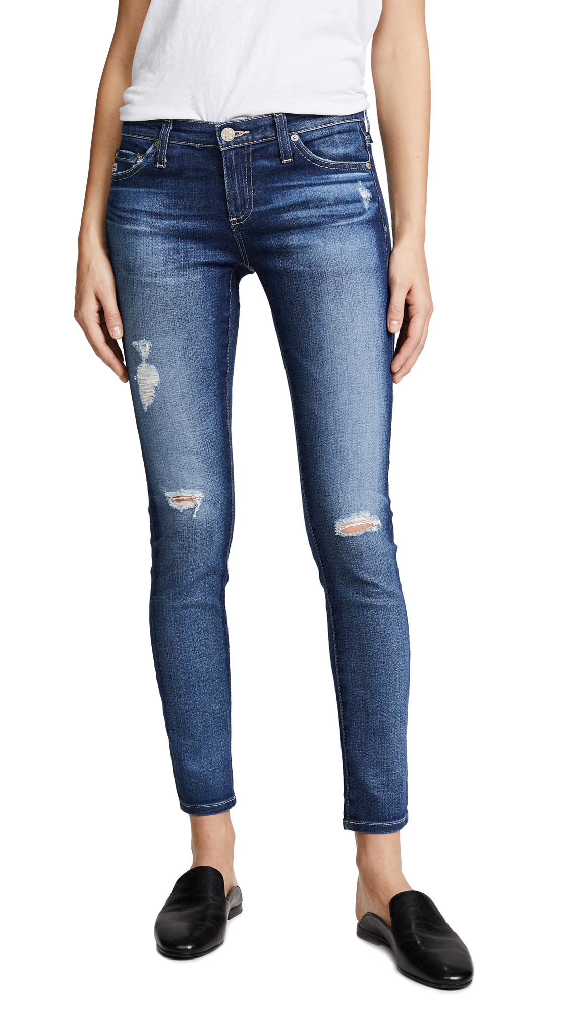 AG Ankle Legging Jeans - 11 Year Swap Meet