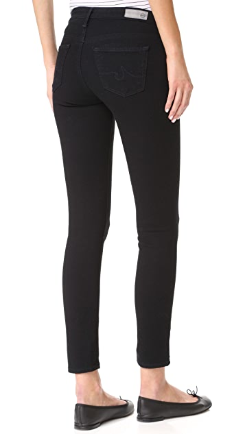 AG Contour 360 Ankle Super Skinny Jeans