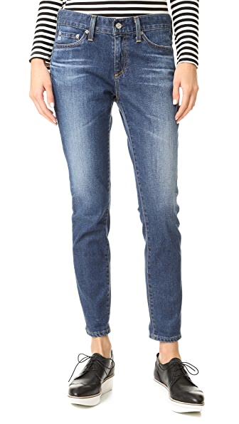 AG The Beau Slouchy Skinny Jeans - 7 Years Wilderness