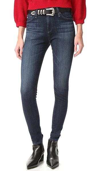 AG Farrah Skinny Countour 360 Jeans - Crater