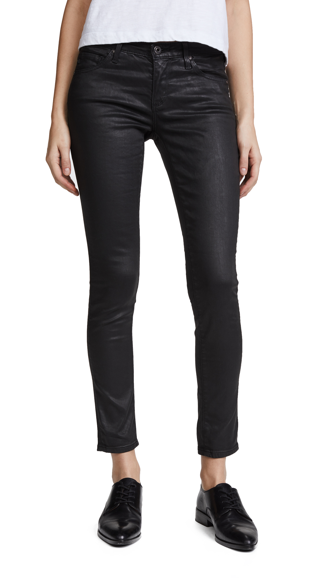 The Super Skinny Legging Ankle Jeans