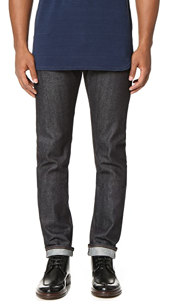 AG The Nomad Stretch Selvedge Modern Slim Jeans