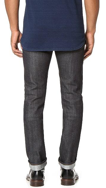 AG The Nomad Stretch Selvedge Modern Slim Jeans