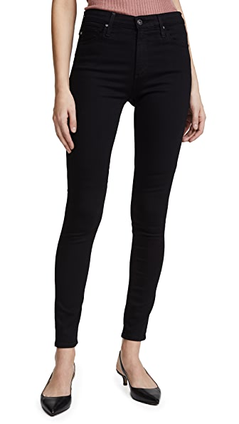 Superior Stretch Farrah High Rise Jeans