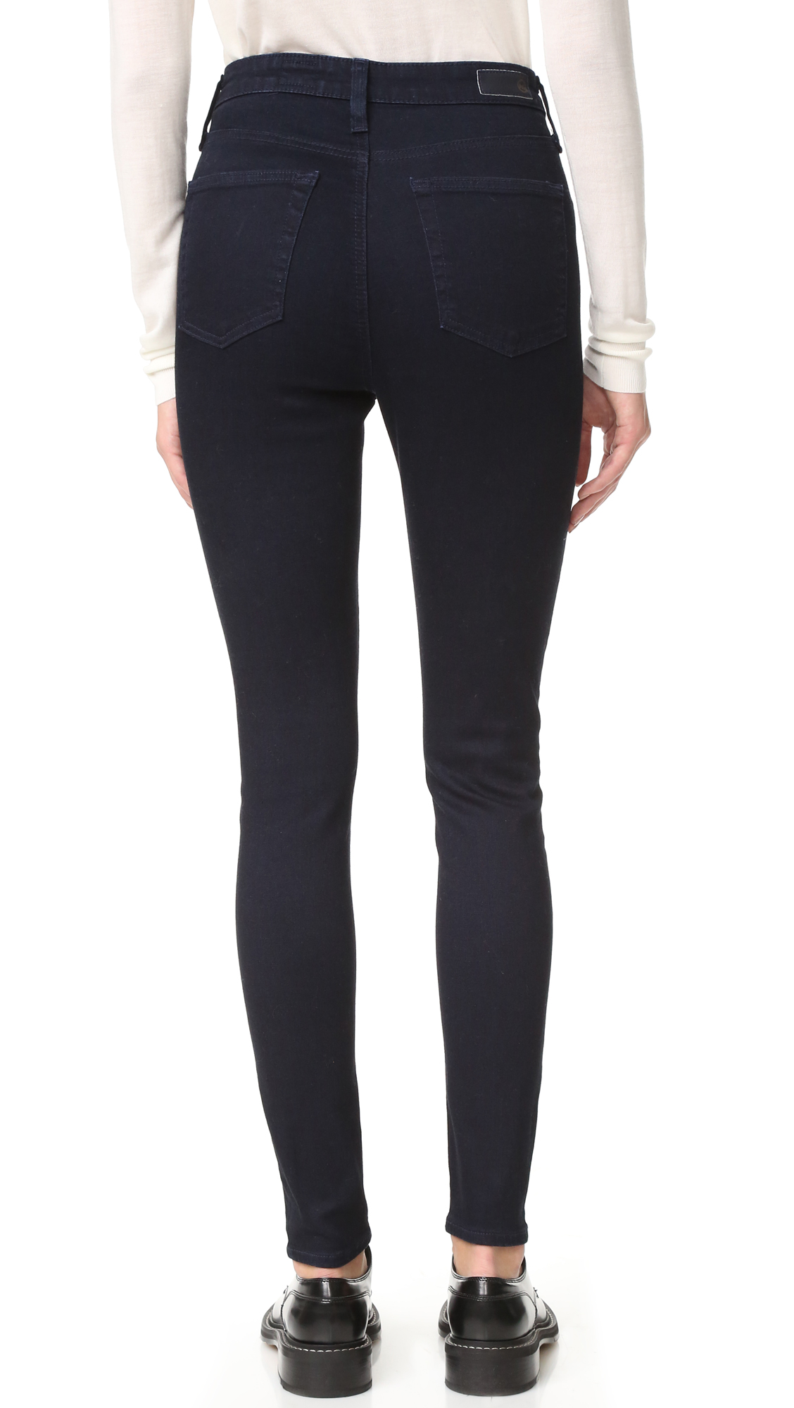 c7f5cbab7ae3f9 AG The Mila High Rise Skinny Jeans | SHOPBOP